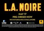 Virtual detective L. A. Noire will be released may 17 - Cell phones